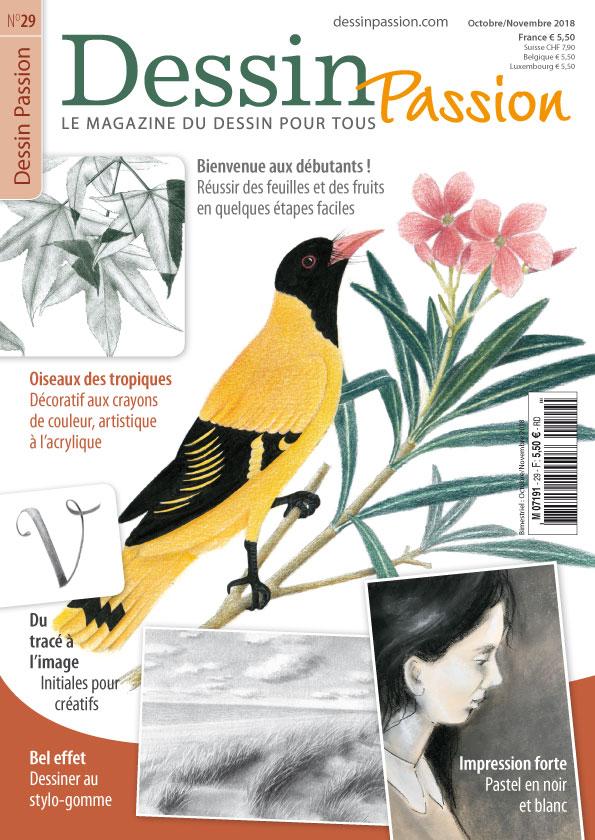Le Magazine Dessin Passion